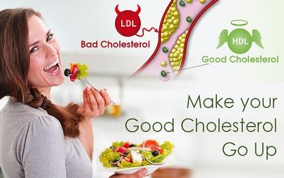 7 Tips to Increase Good HDL Cholesterol