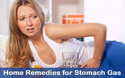 10 Home Remedies for Stomach Gas