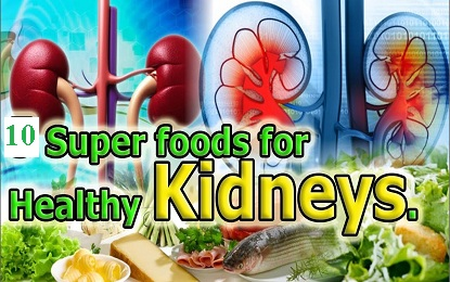 Did You Know These 10 Super Foods Which Keep Kidney Healthy