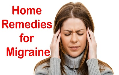 Top 10 Natural Home Remedies for Migraine Headache which actually works