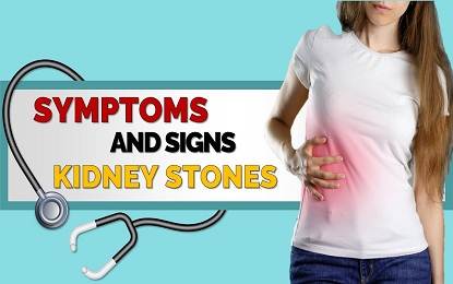 8 early warning signs and symptoms of kidney stone in men, women and children