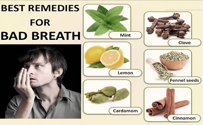 10 Natural Home Remedies for Bad Breath that actually Works