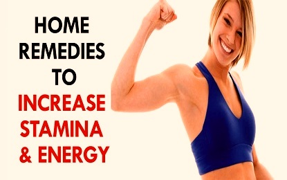 10 Natural Home Remedies to Increase Stamina and Energy that actually