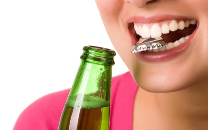 Acidity - Acetic Ache May Cause Damage to the Teeth