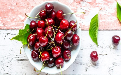 Health Benefits of Cherry