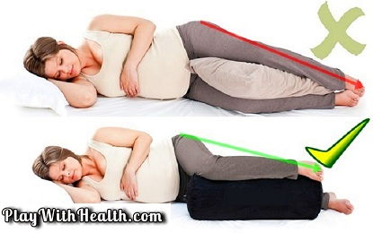 Know about Right Sleeping Posture in Pregnancy