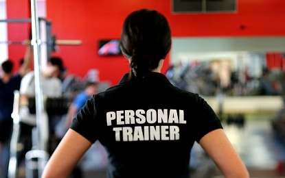 Personal Training - Sometimes The Unprofessional