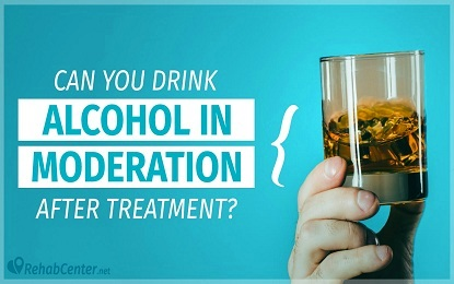 Can You Drink Alcohol in Moderation After Treatment?