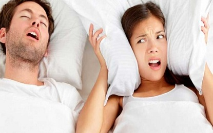 12 Easy Snoring Remedies