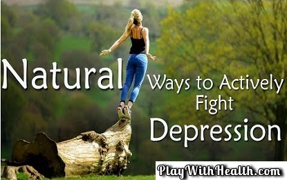 Top 10 Natural Ways to Actively Fight Depression